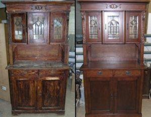 Реставрация мебели на дому в Пензе недорого