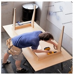 Сборка столов по низким ценам в Пензе от специалистов