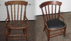 Перетяжка стульев на дому недорого в Пензе