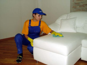 Чистка мебели на дому в Пензе