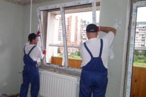 Установка пластиковых окон в Пензе